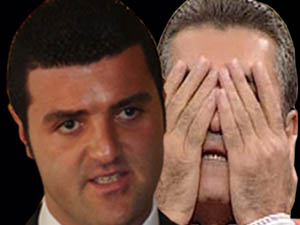 Emir Sarıgül'ün 'istifası' babasına mesajdı