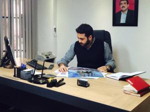 Türkiye'nin en genç müteahhidi Şişli'de