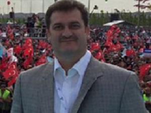 Ak Parti Şişli'nin yeni ilçe başkanı Ömer Fuat Günday