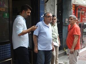 Feriköy Mahallesi'nde kazanan delegeler