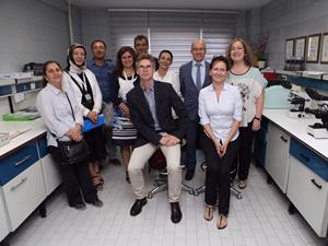 Dünya Sağlık Örgütü Danışmanları, Şişli'yi ziyaret etti