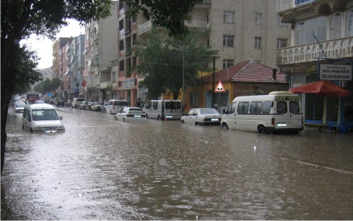 Yağmur İstanbul'u rahatlattı