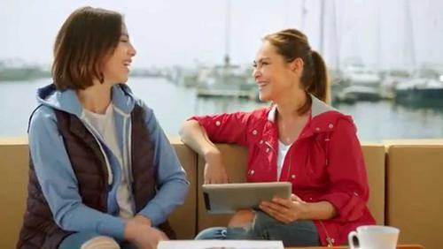 Hülya Avşar tanıtım yüzü olduğu reklam filmini sonlandırdı