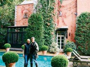 Villa sahibi ünlülerden dizi setlerine kiralık ev!