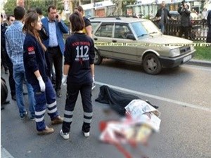 Şişli'de genç kadın intihar etti