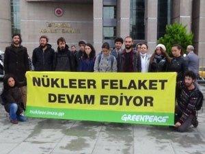 8 Greenpeace aktivistinin yargılanmasına başlandı!