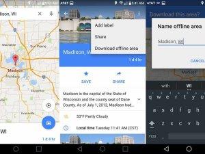 Google Maps çevrimdışı yetenekleriyle herkesin dilinde