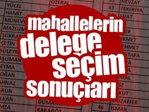 CHP Şişli'de mahallelerin kazanan delege seçim listeleri