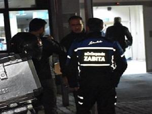 Şişli'de zabıtaya bıçaklı saldırı