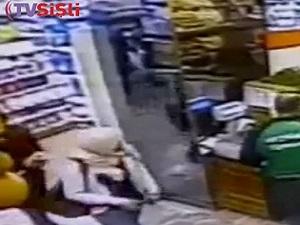 Şişli'de hırsızlar marketlere dadandı