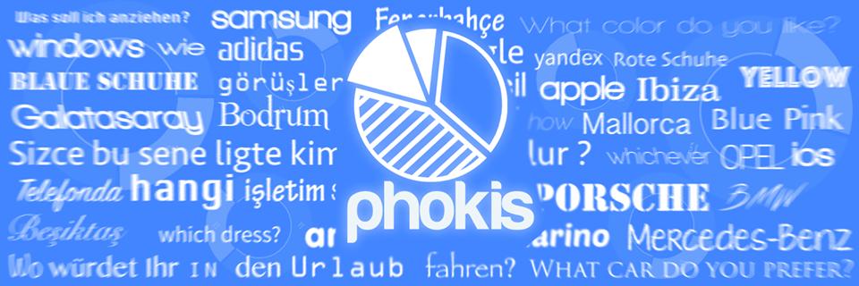 Phokis İle Online Anketini Hemen Hazırla