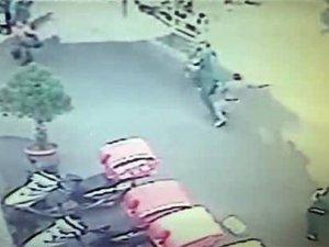 Şişli'de ki gaspçılara mahalleliden meydan dayağı