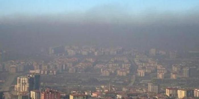 İstanbul'un havası bozuldu
