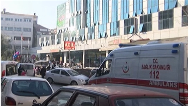Kağıthane'de taksici cinayeti