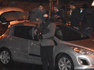 Şişli'de 'dur' ihtarına uymayan araca polis ateş açtı