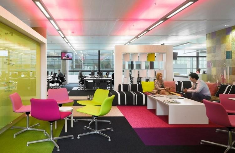 Renkler Ofisteki Verimi Nasıl Etkiliyor?
