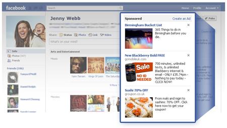 Facebook reklamları ile sayfa beğenisi kazanın