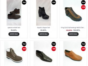 En Son Moda Ayakkabı Satın Al