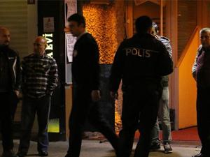 Şişli'de bar sahibine silahlı saldırı