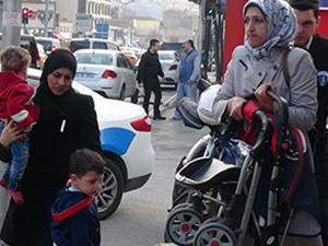 Şişli'de Suriyeli kadınlara kapkaç şoku