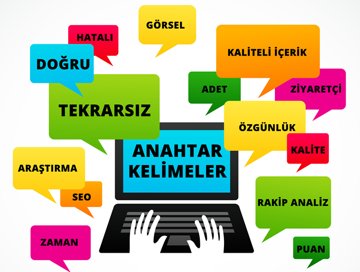 Anahtar Kelime Nedir? Anahtar Kelime Yoğunluğu ve Anahtar Kelime Aracı