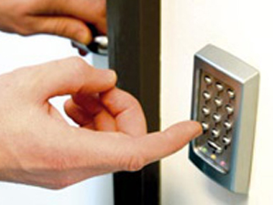 Perkotek'te şifreli kapı sistemleri