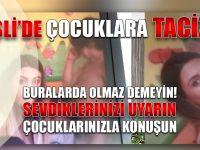 Şişli'de Skandal Taciz...
