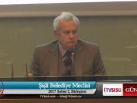 Şişli Belediye Meclisi Şubat ayı 2. Birleşimi