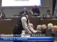 Şişli Belediye Meclisi Mart ayı 2. Toplantısı..