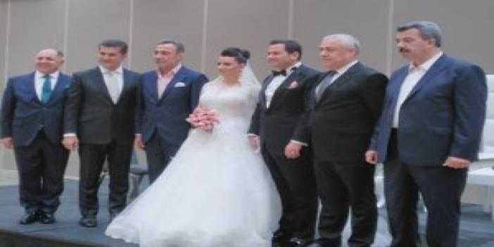 Şişli Belediyesi Eski Kültür Müdürü Kenan Malkoç Evlendi..!