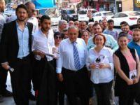 Mecidiyeköy Mahallesinde Şevket Katılmış Yeni Muhtar Oldu..!