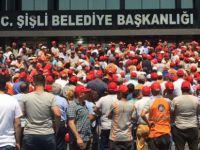 CHP Genel Merkezi'nden Şişli'ye müdahale!