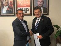 Mustafa Akın Özerdem CHP'den Şişli Belediye Başkanlığı'na aday adayı oldu