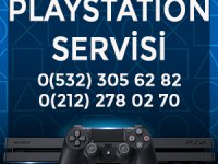Playstation Servisi ve Playstation Tamiri