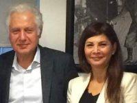 CHP Şişli Meclis Üyesi Oya Akdeniz'den teşekkür mesajı