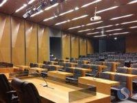 Keskin, resmi meclis öncesi, meclis üyeleriyle oğlan üstü toplantı yaptı