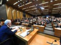 Kredi için başkana yetki verilmesine Muammer Keskin'in ekibinden ilginç açıklama!