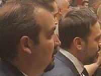 Muammer Keskin, Resül Emrah Şahan'ı başkan yardımcısı atıyor