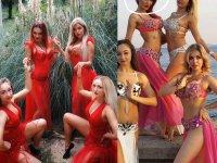Kadın Dansözlerle Çılgınca Eğlence
