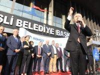 Kılıçdaroğlu: 'Siyasette değişim Şişli'den başlıyor'