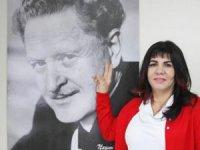 CHP Şişli Kadın Kolları Başkanlığı'na Canan Şahin seçildi