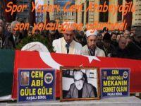 Cem Atabeyoğlu Son Yolculuğuna Uğurlandı