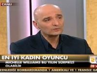 Mehmet Açar'dan Oscar tahminleri