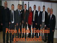 Perpa Yönetimi Güven Tazeledi