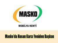 Masko'da Hasan Karcı Yeniden Başkan