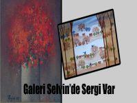 Galeri Selvin'de Sergi Var