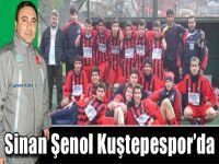 Sinan Şenol Kuştepespor'da
