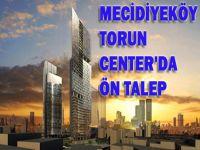 Ali Sami Yen'de yükselen Torun Center'da ön talep toplanıyor