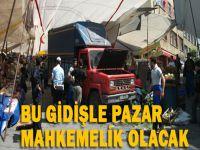 Halide Edip sakinleri: Zabıta çığrından çıktı!