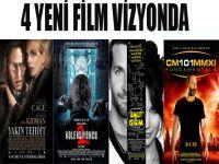 Bu hafta gösterime giren 4 film